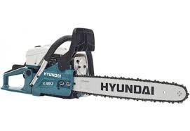 Benzopjūklas HYUNDAI X460