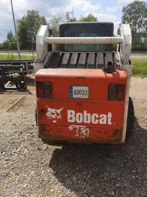 Mini krautuvas Bobcat S175