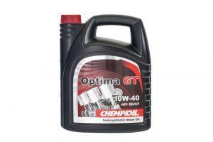 OPTIMA GT 10W-40 API SN/CF- 5 ltr.