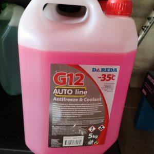 Aušinimo skystis G-12