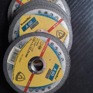 Pjovimo diskas Kronenflex 125x1x22.23