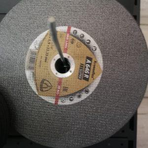 Pjovimo diskas Kronenflex 230x1,9x22.23
