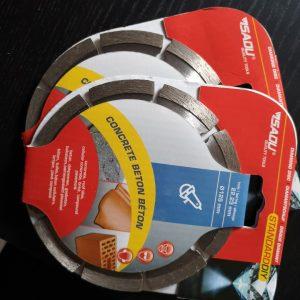 deimantinis diskas universalus 125 mm.
